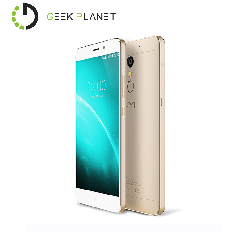 Umi Super Touch ID Helio P10 MTK6755 2 0GHz Octa Core 5 5 Inch FHD Screen