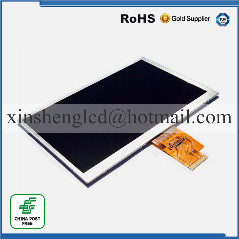 7 INCH LCD Display Screen For AINOL NOVO7 Crystal Tablet PC EJ070NA AT070TNA2 V.1 1024*600