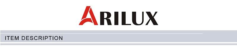 Arilux conduziu a luz solar ao ar