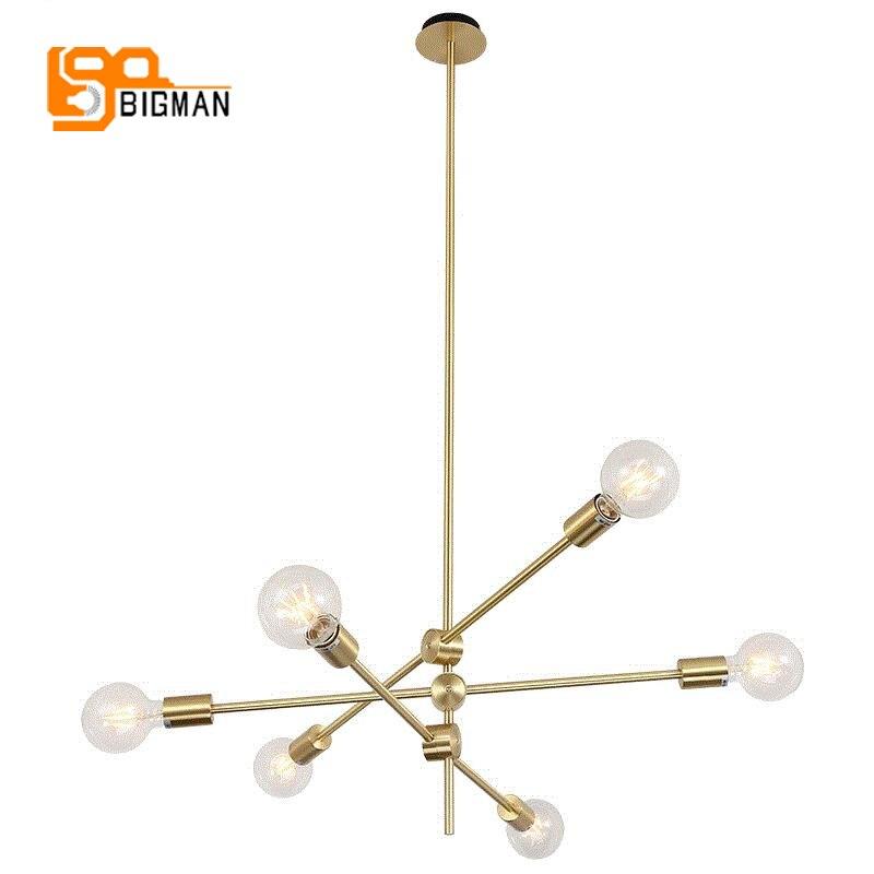Hervorragend Hohe Qualität Gold Kronleuchter Led Leuchten Moderne Esszimmer Wohnzimmer  Hanglamp AC110V 220 V