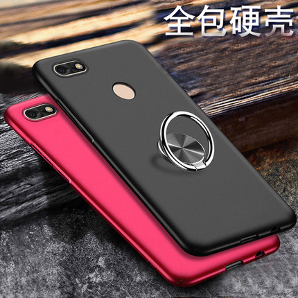 360 Degree Ring Finger Holder Car Magnet Phone Case Max Plus M1 ZB570TL Stand Case For ASUS ZenFone Max Plus M1 ZB570TL X018D