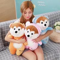 53 cm de peluche lindo Oso de Peluche de Felpa, perro de peluche de juguete, regalo de los niños almohada