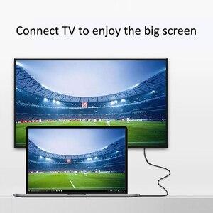 Image 4 - Кабель адаптер 4K 60 Гц USB C Type c к HDMI 4K, USB C HDMI Thunderbolt 3 для Macbook pro Samsung s8 s9 s10 Huawei Mate 20 P30 PRO