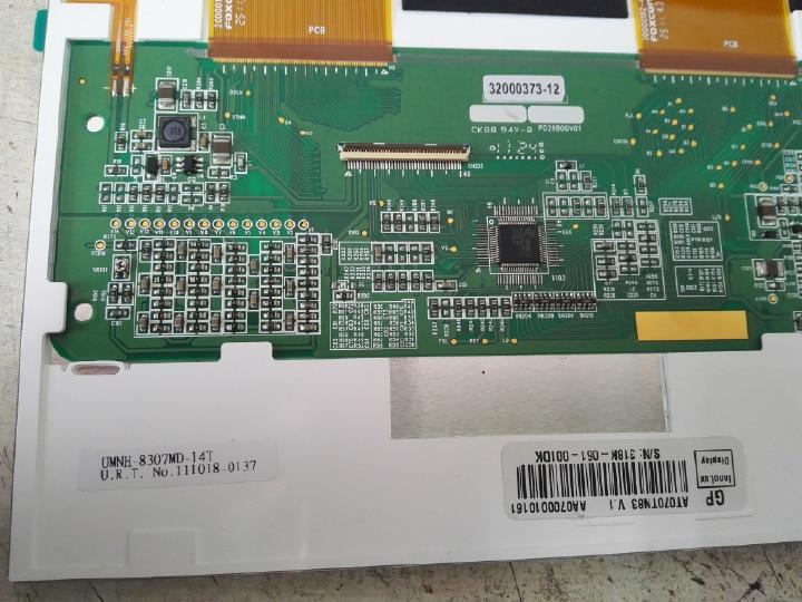 original new 7-inch LCD screen A standard Absolute original Innolux AT070TN83 v.1 warranty one year warranty ab 1756 a13 1756a13 new original warranty for one year