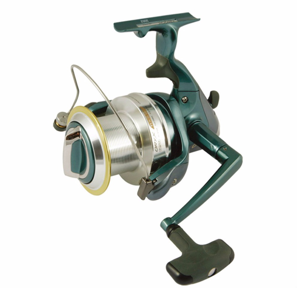 цена на Fishing tackle okuma fishing tackle fishing vessel wheel spinning reel oryx rxs-65