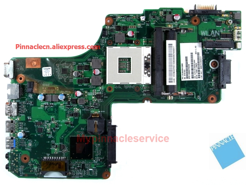 V000275540 Motherboard For Toshiba Satellite C850 C855 6050A2541801