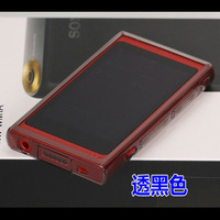 Fashion Clear Rubber Gel Silicone Cover Case For Sony MP3 NW A35 A36 A37HN Soft Protective