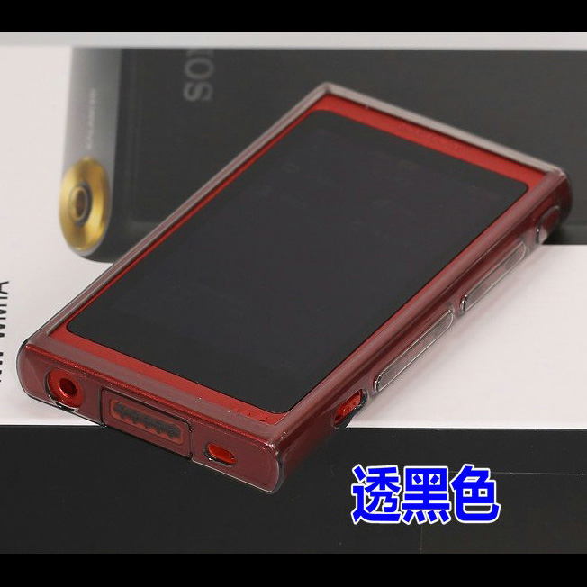 Silicone Cover For Sony Walkman NW A35 A36 A35HN A37HN Case NW-A35 A37 A45 A47 NWZ MP3 MP4 Player Cases 16gb 32gb 64gb Cases