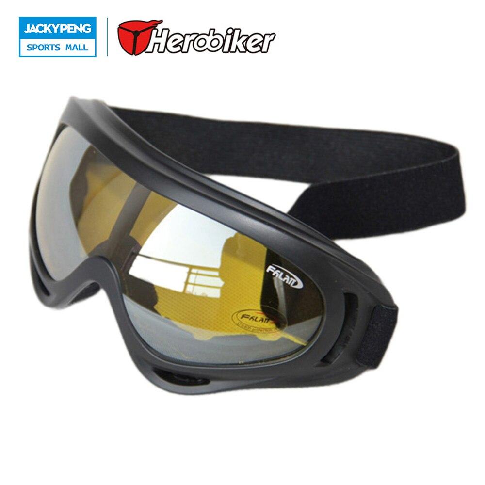 HEROBIKER X400 Esquí Deporte Al Aire Libre Gafas de Snowboard y Motocicleta Cicl