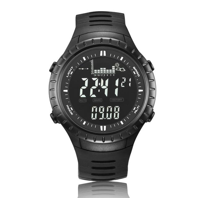 5436a7a24b33 Norte borde analógico Digital LED reloj electrónico los hombres frescos de  los deportes hombres reloj Smart