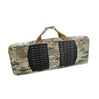 The Black Ships Low Profit Air Rifle Bags Tactical Shooting Bag Multicam Tiger Stripe BK GY(SKU051329)