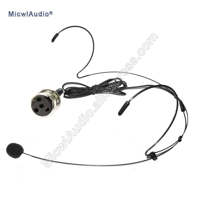 headset microphone conference stage headworn condenser. Black Bedroom Furniture Sets. Home Design Ideas