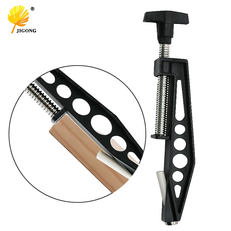 все цены на JIGNG Pocket Hole Joints fixed Clamp Slant hole pull clip woodworking clamp Slant-hole drilling Accessories