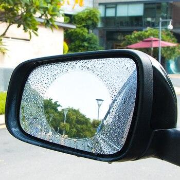 waterproof Rear View Mirror Nano Coating Transparent Protective For peugeot 308 kia sorento rav4 hyundai ix25 mitsubishi asx