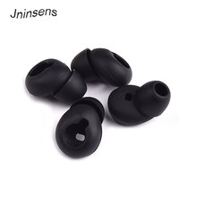 1 Pair/lot In-Ear Bluetooth Earphones Ear pads For Samsung Gear Circle R130 Eartips Covers headphones Earpads Earbuds Silicone(China)
