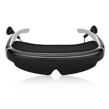 IVS-2 98 Inch good wi-fi bluetooth Glasses headphones gameScreen Portable3D Stereo film Multi-media Participant Glasses