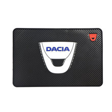 Car-Styling Interior Accessories Mat Case For Dacia Duster logan Sandero Stepway lodgy Mcv 2 Dokker Car Styling Anti-Slip Mat