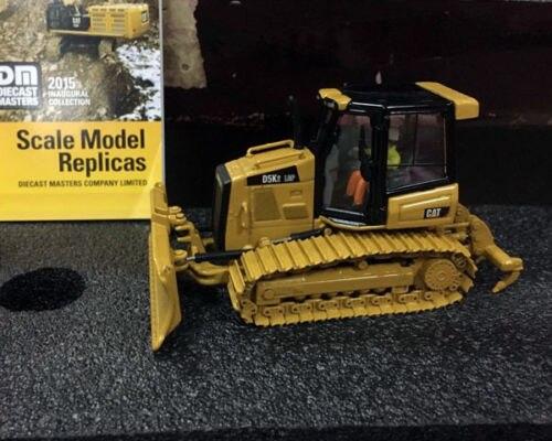 1/50 échelle, Caterpillar Cat, D5K2 LGP tracteur sur chenilles, moulé sous pression MASTERS #85281