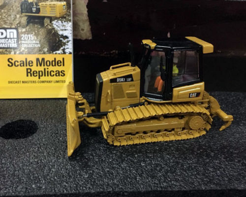 1/50 Scale, Caterpillar Cat, D5K2 LGP Track-Type Tractor, DIECAST MASTERS #85281 цена 2017