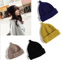 2017 Autumn and winter freeshipping mini hat Wool knitted fashion cap Women fashion accessories
