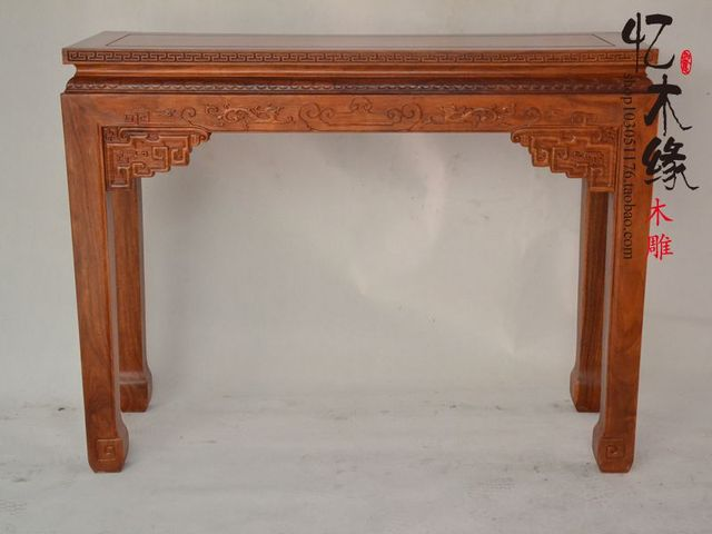 Mahogany Furniture, Rosewood Altar Altar Table Table Antique Chinese Wood  Buddha Incense Table Tribute Table
