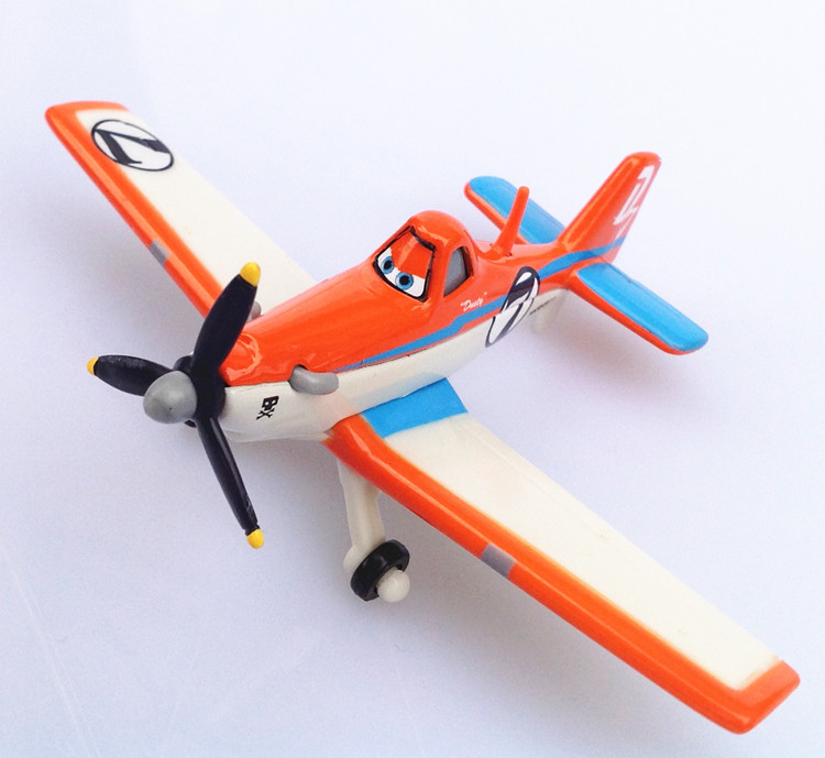 hot pixar planes dusty orange model aircraft small toy airplanes for kids birthday gifts free shipping in diecasts toy vehicles from toys hobbies on