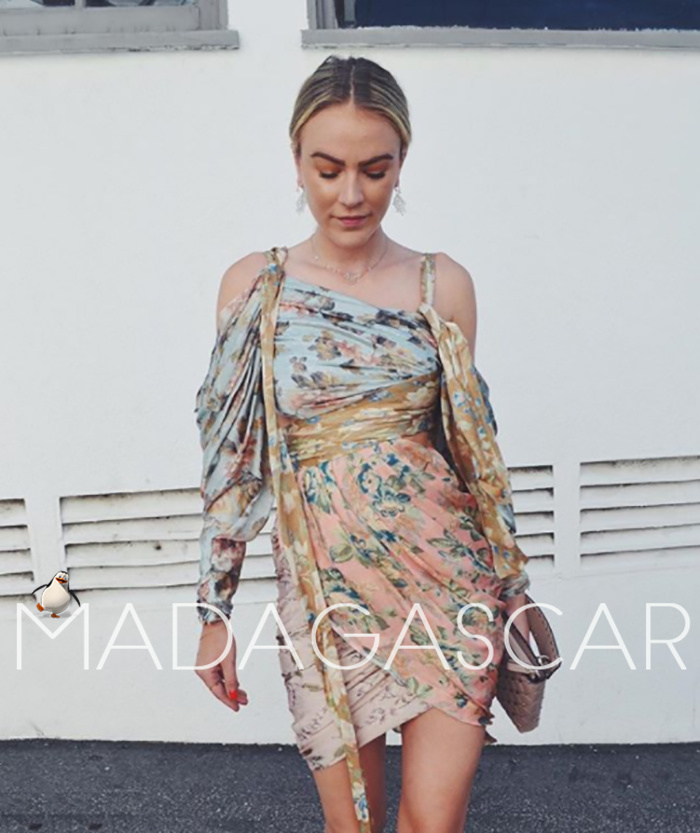 Pre-sale ~ 30 days can accept the purchase ~ mini silk dress quality dress 2