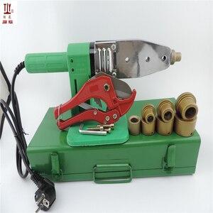 Image 5 - Teflon 4 Bộ Đầu Sưởi Ấm Yếu Tố 220 v DN16 32mm Hàn Sắt Cho Ống Nhựa, Tự Động PPR Hàn, máy đùn Cho Nhựa