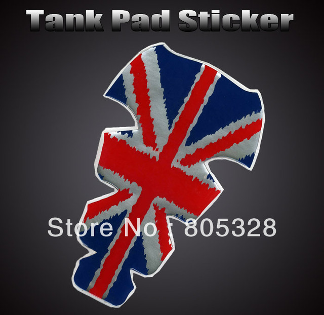 New Arrival Motorcycle Tank Pad Car Protector Sticker Bike Decal - Motorcycle custom stickers and decals uk