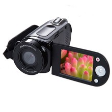 karue Portable 2.4 Inch Digital Camera Camcorders Home-use DV Rotating LCD Screen Point Shoot Camera 16 million Mini Micro Cam