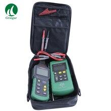 Original Mastech MS6818 ERWEITERTE DRAHT TRACKER Kabel Metallrohr Locator Detector Tester