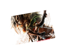 Attack on Titan mouse pad Gorgeous gaming mouse pad laptop large mousepad notbook computer pad to mouse gamer play mats
