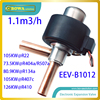 105KW R407c Electronic Expansion Valve For Cooling Equipments And Brine Refrigeration Unit