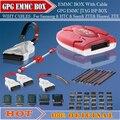 A nova versão caixa GPG Emmc com GPGEasy Gabaritos e Cabos Nova atualização para I9070 & S5