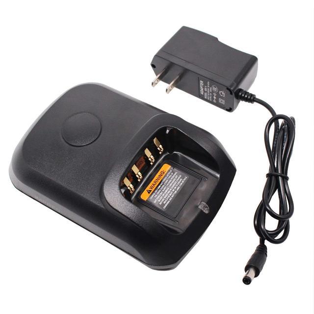 WPLN4226 WPLN4234 Rapid Charger for Motorola DP2400 DP2600 DP3400 DP3601 DP4401 DP4600 DP4801 DP4800e XPR6350 DGP4150/6150 P8200