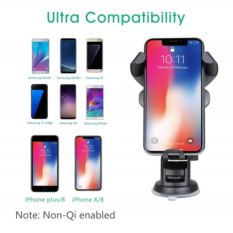 Image 4 - Car Wireless Charger 3 in 1 Wireless Car phone holder Cell Home Fast Charge Wireless Charging Stand For iphone X 8 XS XR Samsung-in Wireless Chargers from Cellphones & Telecommunications