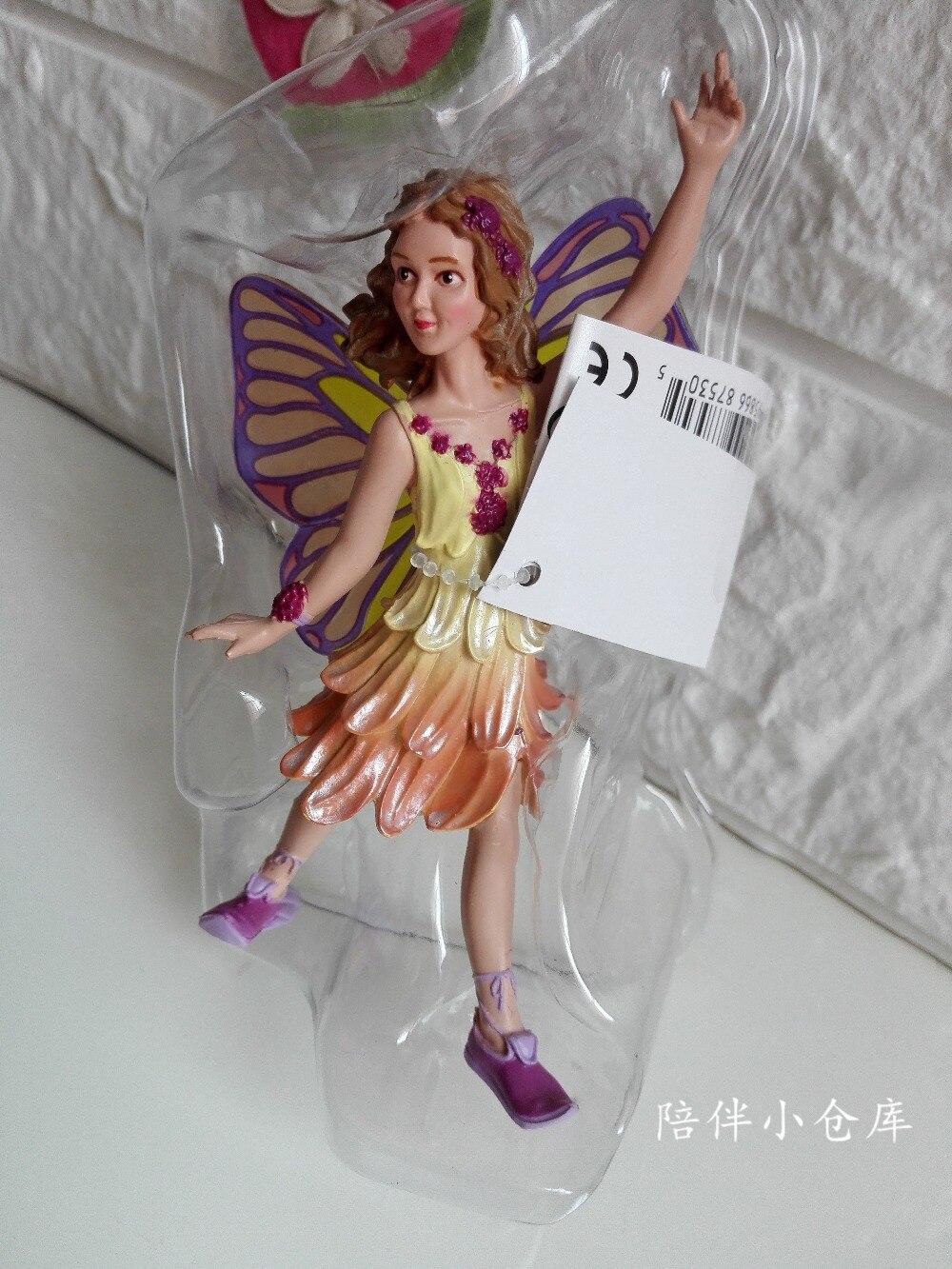ПВХ Рисунок мифы и легенды моделирование кукла модель игрушки мультфильм куклы Цветочная фея