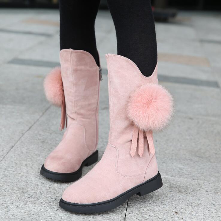 girls boots winter