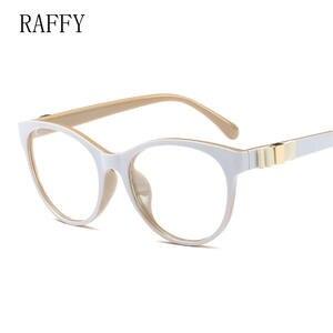 4eefd5cf06a RAFFY Women Eyeglasses Frames Optical Prescription Glasses