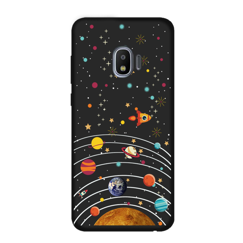 Logical Izykey Case For Samsung Galaxy J3 2016 J5 J7 2017 Moon Stars Planet Flower Silicone Cover For J5 J7 J3 2017 J530f J330f J730f Promote The Production Of Body Fluid And Saliva Cellphones & Telecommunications