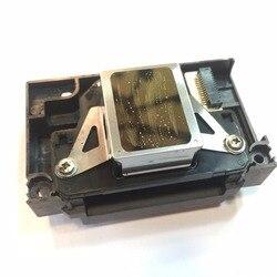 رأس الطباعة الأصلي F180000 رأس طباعة إبسون T50 T60 A50 P50 L800 L801 R290 R280 R330 TX650 RX690