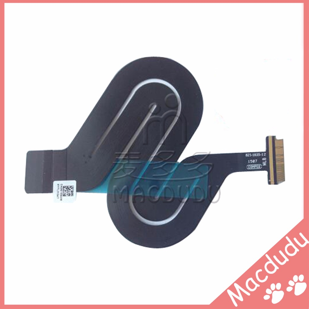 New Trackpad Keyboard Flex Cable 821-1935 MBR 12 A1534 Early 2015 *Verified Supplier* катушка индуктивности mundorf m coil rod core a71 12 mh 0 71 mm