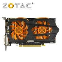 ZOTAC Video Card GeForce GTX 650Ti Boost 2GD5 192bit GDDR5 Graphics Cards For NVIDIA Original Map