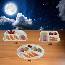 Melamine Dinnerware 9 Inch Lunch Box Chain Restaurant With Products A5 Tableware