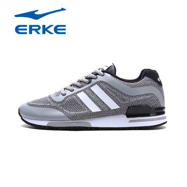 Ерке 2018 lifestyle спортивные кроссовки из дышащего сетчатого материала беговые кроссовки спортивные туфли для мужчин 2018 весна осень zapatillas