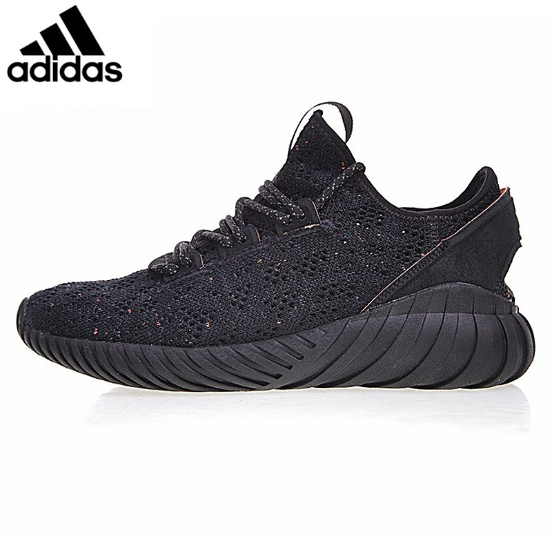 Original New Arrival Authentic Adidas Tubular Doom Sock PK Men's Running Shoes Sports Sneakers Sport Outdoor Good Quality