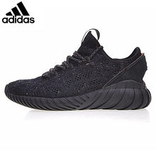 sports shoes 6a616 990b7 Original New Arrival Authentic Adidas Tubular Doom Sock PK Men s Running  Shoes Sports Sneakers Sport Outdoor Good Quality