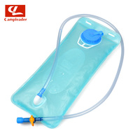 Camping Hiking Mountain Cycling Bike Water Bags Hydration Outdoor Sport Running 1.5 3L Blue Mouth Water Bladder Bag CL064