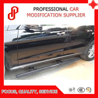 Automatic scaling aluminium alloy Electric pedal side step running board for GLA GLC GLE GLK
