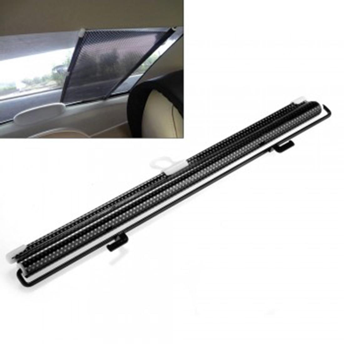 Dewtreetali 1pc Auto Sun Visor Car Window Suction Cup Car Curtain Auto Sun  Shade Car Sun Shade Black Car Styling Covers Sunshade-in Side Window from  ... fbba33b2eff